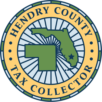 Hendry County Tax Collector Logo